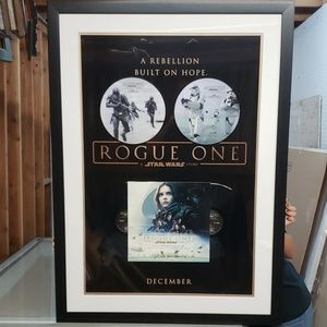 Star wars Rouge One frame